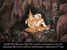 Heritage of India: The Ramakien - Thailand Ramayana Kalamkari Painting, Madhubani Painting, Ramayana Story, The Path Show, Godavari River, Sanchi Stupa, Lord Sri Rama, Rath Yatra, Ajanta Caves