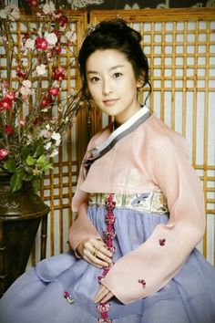Nice Hanbok :)