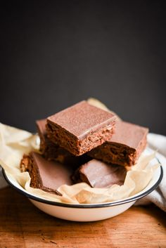 Chocolate Chestnut Squares | Patisserie Makes Perfect