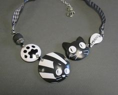 Collier chat Isa07
