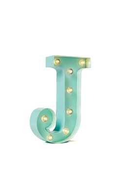 small letter marquee light #typoshop