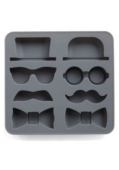 {Sir Up Some Fun Ice Cube Tray}