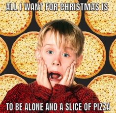 home alone at christmas