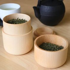 Tea Canister (Chazutu)/ TAWARA/ Plain/ Karmi Series | Japan Design Store