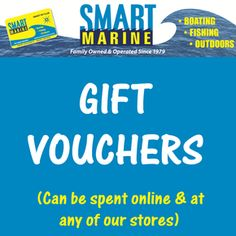 Gift Vouchers - Can Be Spent at Either Branch