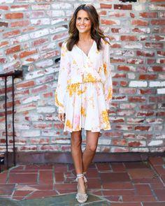 Betsy Long Sleeve Dress