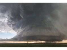Sister Tornados Under Supercell - Shot of a lifetime for me. Sister tornados from a massive supercell outside of Simla, Colorado. Shot of a lifetime for me. I have been trying to get a shot like this for 6 years. I hope you enjoy! Tornados, Thunderstorms, Supercell Thunderstorm, Le Colorado, Cool Photos, Beautiful Pictures, Grandeur Nature, Wild Weather, Nature