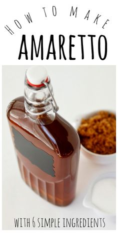 How To Make Amaretto
