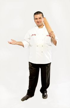 My wedding cake has to be made by Buddy Valastro, the cake boss!