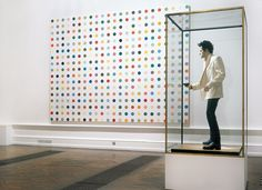 Sensation: Young British Artists From The Saatchi Gallery - The Royal Academy, London Gavin Turk, Modern Art, Contemporary Art, British Artists, Saatchi Gallery, Damien Hirst, Galleries In London, London Art, Conceptual Art