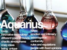 Aquarius don't think I really agree on the emotion and intimacy part. Aquarius Traits, Aquarius Quotes, Aquarius Woman, Age Of Aquarius, Zodiac Signs Aquarius, My Zodiac Sign, Aquarius Horoscope, Zodiac Funny, Taurus