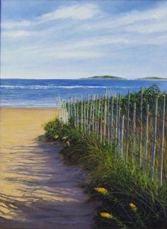 Popham Beach Maine, beaches of my childhood