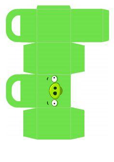 Oie!!!     Se você é fã dos Angry Birds  vai amar esta postagem! Postei aqui 04 sacolas de papel para colocar lembrancinhas ou guloseimas n...