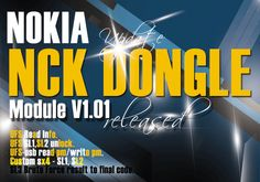 NCK Dongle Calculated Perfection - Nokia Module Released | China Firmware Download