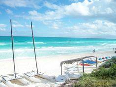 Travel to the island of Cayo Santa Maria (Cuba). The beaches are incredible. #Cuba #Trip