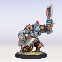 Trollkin Champion