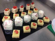 Desserts #Catering #CGCEvents #Food #Barnsley #OakwellStadium #events #venue #Yorkshire