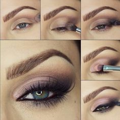 Eye make up anastasia beverly hills