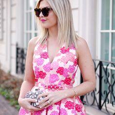 Pink details. #elizaj #feelpretty @krystinlee