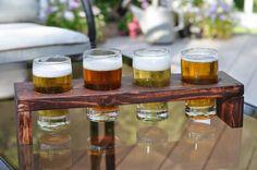 DIY Beer Tasting Flight