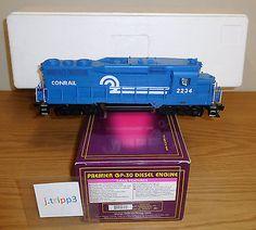 MTH 20-2274-1 CONRAIL GP-30 #2234 DIESEL ENGINE LOCOMOTIVE O SCALE TRAIN SOUNDS - http://hobbies-toys.goshoppins.com/model-railroads-trains/mth-20-2274-1-conrail-gp-30-2234-diesel-engine-locomotive-o-scale-train-sounds/