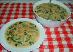 Cheeseburger Chowder, Food And Drink, Dishes, Roots, Hungarian Recipes, Tablewares, Dish, Signs, Dinnerware