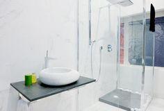 small bathroom design ideas, powder room and small bathroom remodeling ideas