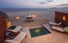 Las Ventanas al Paraiso, Los Cabos - went here on our honeymoon...would love to go back!! Best Resorts, Hotels And Resorts, Best Hotels, Luxury Resorts, San Jose Del Cabo, Los Cabos Baja California, Beach Cabana, Mexico Resorts, Le Havre
