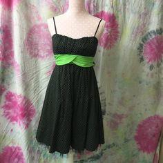 Polkadot dress EUC. Zippered back. Adjustable straps. Tulle bottom. If you need measurements lmk. Dresses Midi