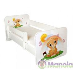 Manola B oroszlán gyerekágy levehető leesésgátlóval