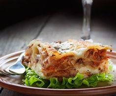 Unislim Lasagne (I'll use turkey mince)