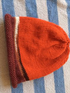 Fall is here rolled brim hat