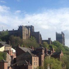Durham Castle in Durham, Durham