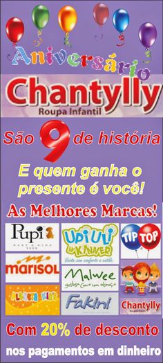 Notícias de São Pedro da Aldeia: SÃO PEDRO DA ALDEIA - No Aniversário Chantylly Mod...
