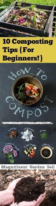 Composting, composting hacks, composting tricks, compost 101, gardening, gardening tricks, gardening 101, homesteading hacks, popular pin