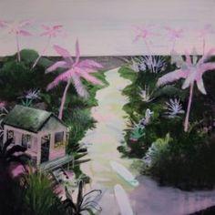 Peter de Boer creates nostalgic, organic landscapes – Canvas: a blog by Saatchi Art