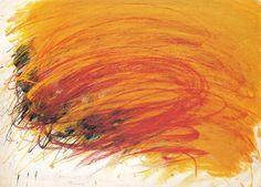 Arnulf Rainer Fire / 1967