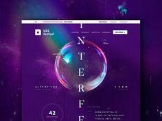 UI & UX Inspiration: Web Design Ideas by Dogstudio   HeyDesign Graphic Design & Typography Inspiration