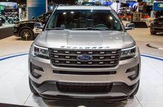 2017 Ford Explorer XLT – Review