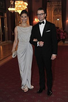 Victoria, Crown Princess of Sweden | 15 Insanely Fashionable Royals Who Aren't Kate Middleton
