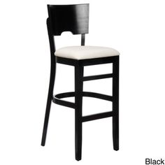 overstockcom card beechwood bar stool brighten up your rec room or breakfast bar with this contemporary barstool the seat features comfortable antalyaa bar stool