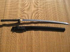 Ronin Dotanuki Dark Phoenix Katana - Phoneix tsuba with 1045 steel blade. Years made 2010 - 2012