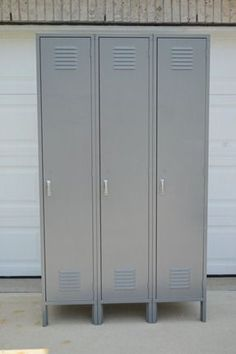 how to paint lockers | infarrantly creative
