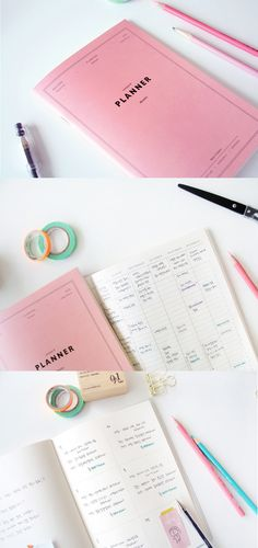 Anytime Monthly Planner