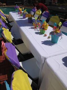 2014 Easter Table