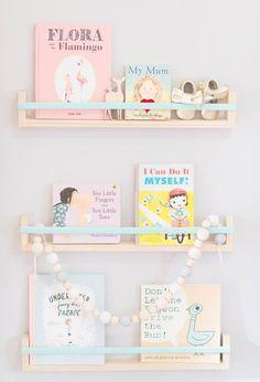 cute bookshelf