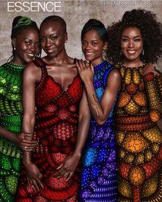 Women of Wakanda! 2018 Women of Wakanda! African Girl, African Beauty, African Women, African Fashion, African Tribes, Black Panther Marvel, Shuri Black Panther, Black Girls Rock, Black Girl Magic