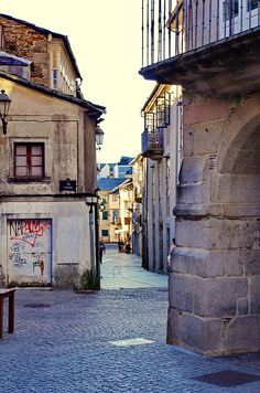 Lugo Galice Espagne 127 - Rúa Falcón