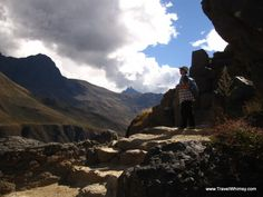 Ollantaytambo Mountain Vistas