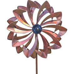 You'll love the Solar Flower Spinner at Joss & Main - With Great Deals on all products and Free Shipping on most stuff, even the big stuff.